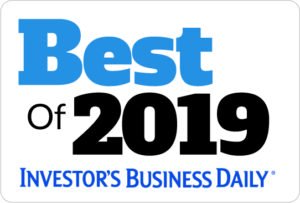 Investor's Business Daily – Best Stocks of 2019
